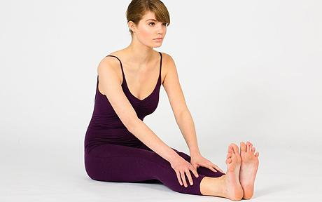 breast enhancement yoga exercise