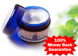 jar of perfect woman breast cream