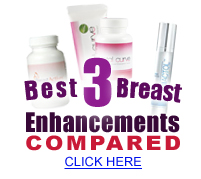 natural breast enhancement pills